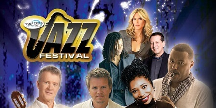 Wolf Creek Jazz Festival Tickets