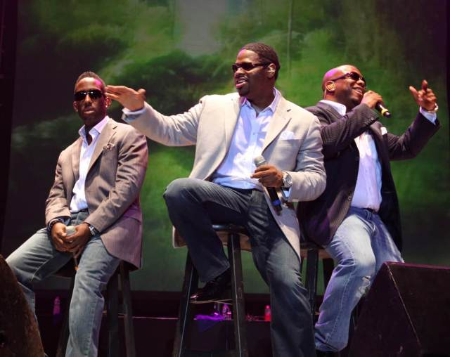 Boyz II Men Live in Las Vegas