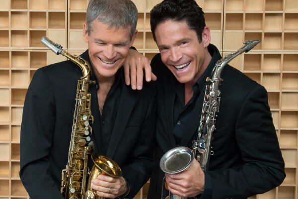 Dave Koz and David Sanborn on Tour