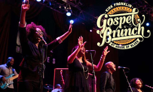 Kirk Franklin Gospel Brunch