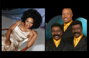 stephanie mills and the whispers
