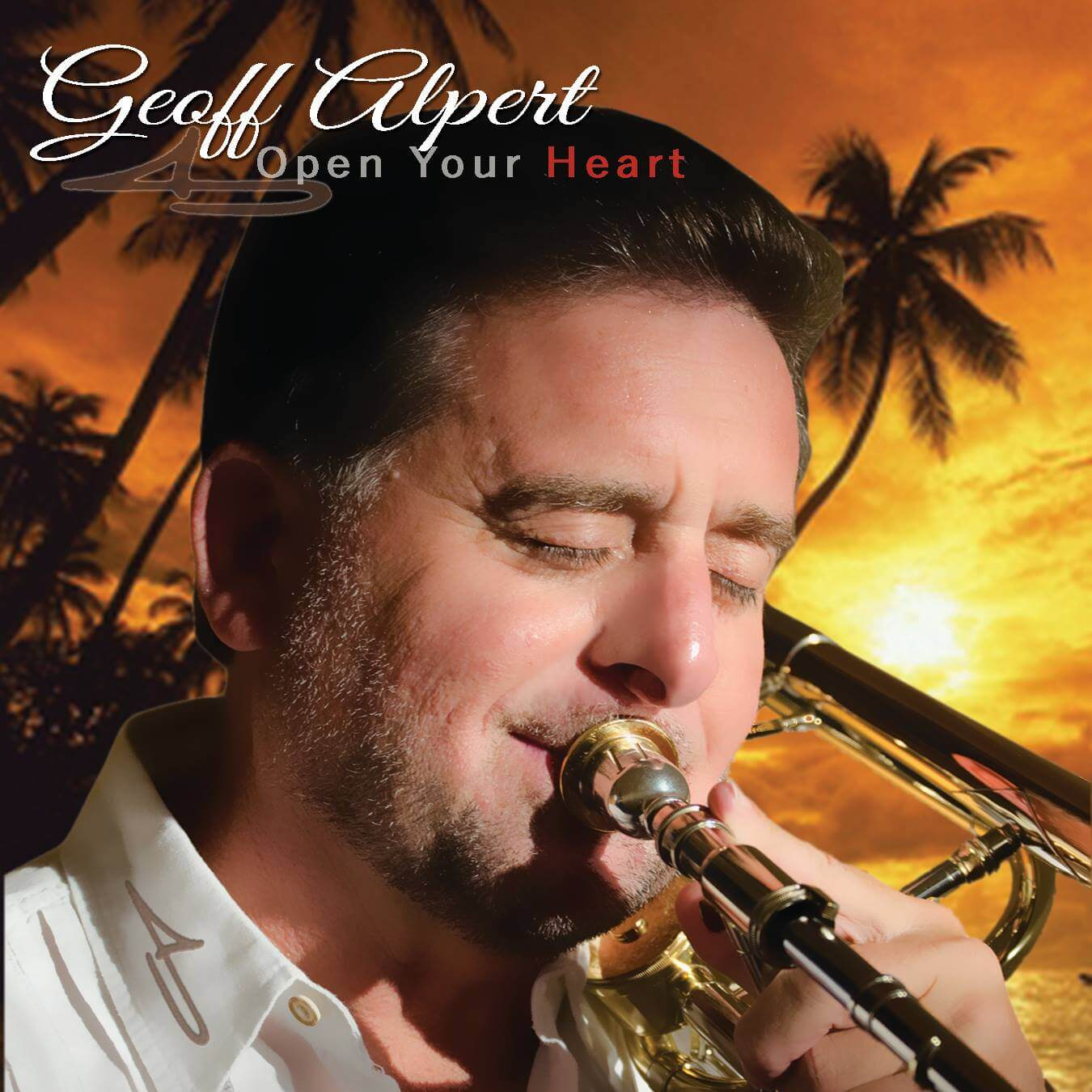 Geoff Alpert New Album Open Your Heart