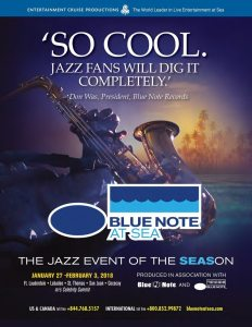 Blue Note At Sea 2018