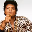 Bruno Mars In Concert Las Vegas