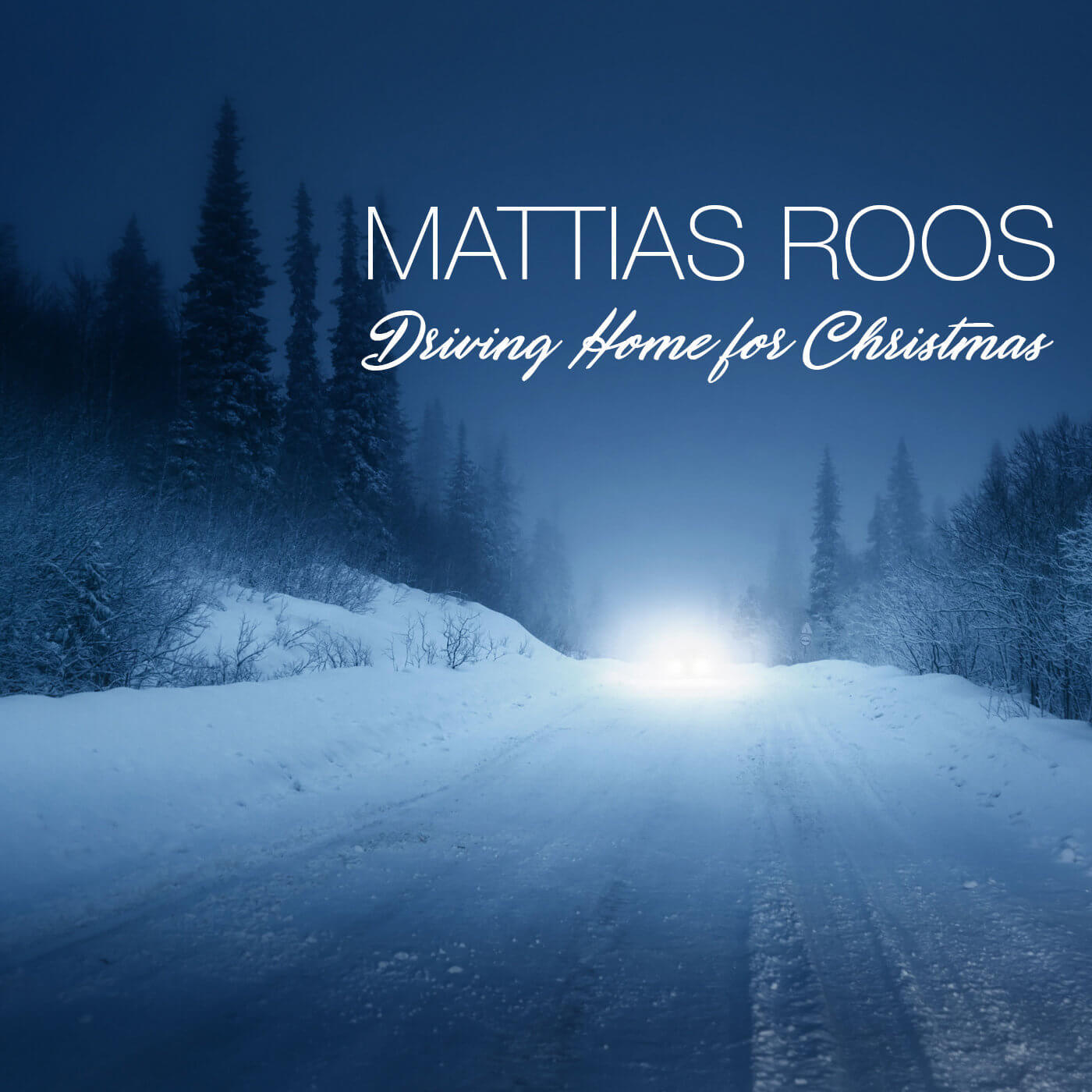 Mattias Roos New Christmas EP Release