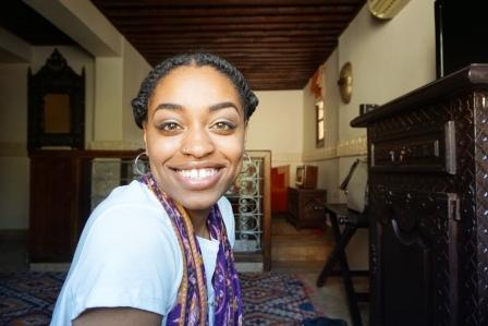 Jasmine in at Riad Fes