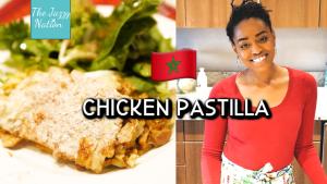 Cooking Moroccan Chicken Pastilla/Bastila: Food Inspired By My Life In Morocco (Recipe)