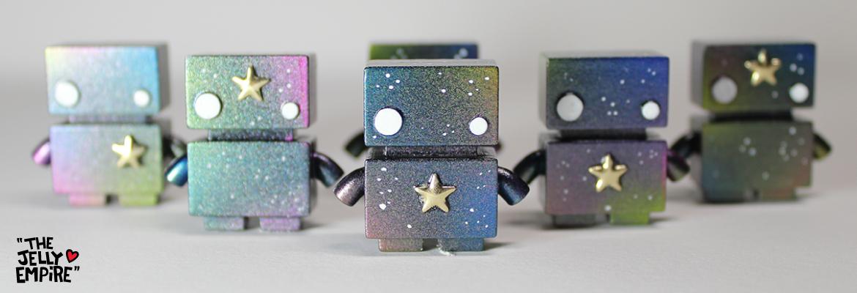 Cosmic Microbots