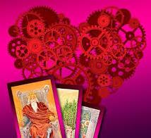 lave tarot cards