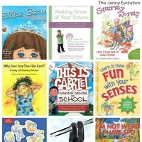 Children's Books on Sensory Processing Disorder