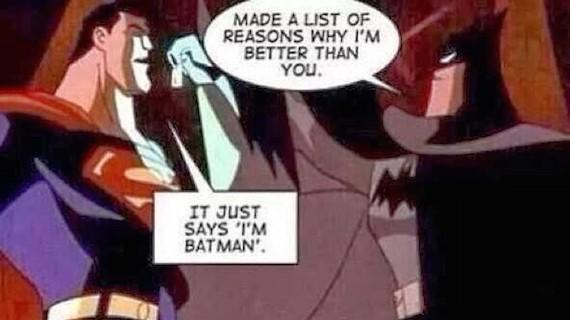 Why is Batman Popular 6