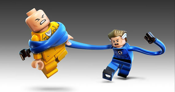 Why Stretching Is Important - LEGO Mr Fantastic - The Jerd