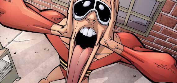 Why Stretching Is Important - Plastic Man 2 - The Jerd