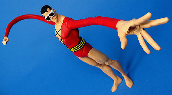 Why Stretching Is Important - Plastic Man - The Jerd