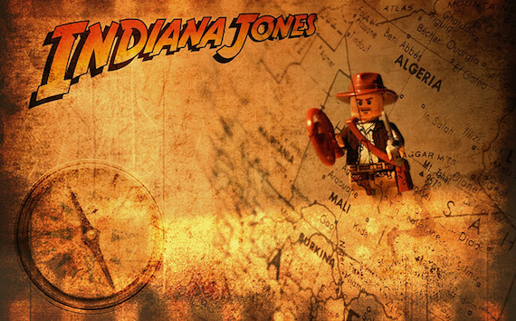 Fitness Lessons from Indiana Jones