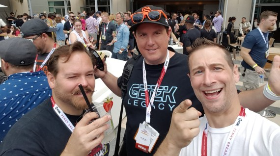 San Diego Comic Con Is About More Than Comics - Geek Legacy - The Jerd