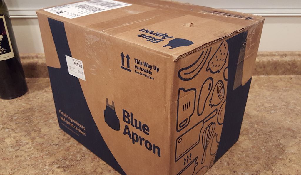Blue Apron Meal Delivery Product Review - The Jerd 2