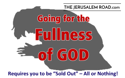 Going for The Fullness of God