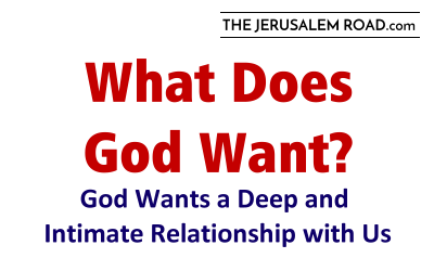 What Does God Want?