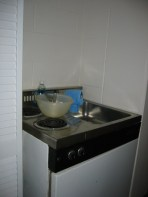 my kitchenette