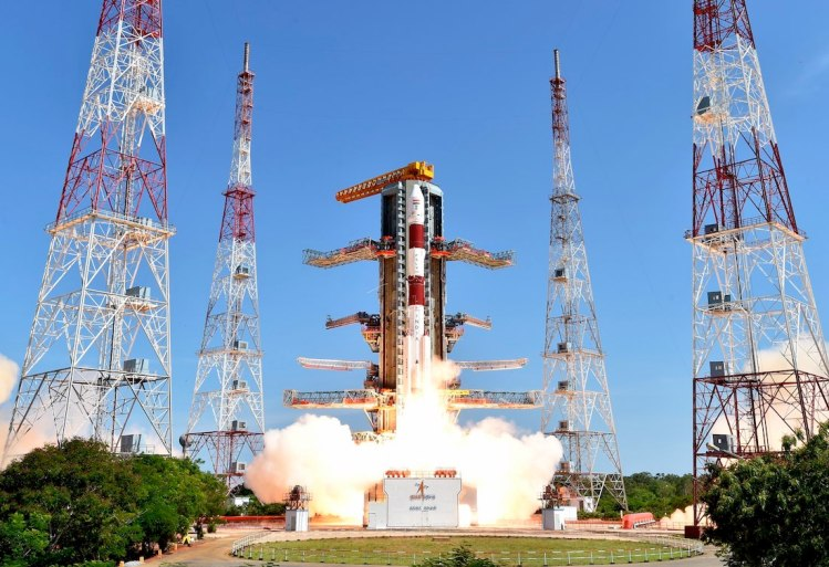 The Indian Space Saga – From Rags to Riches.