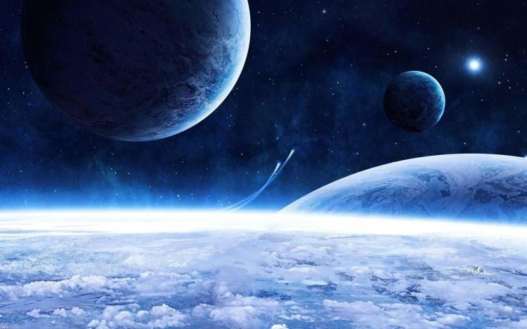 Outer Space – The key to Inner Peace.