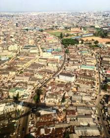 Approach to Lagos...