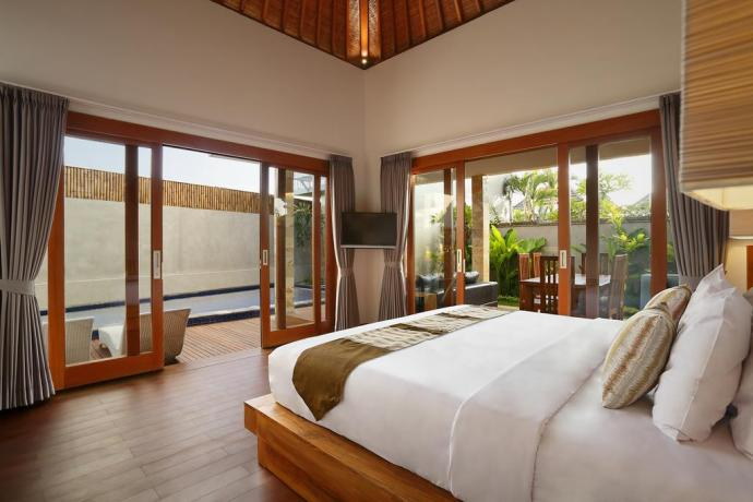 hotel with private pool Bali