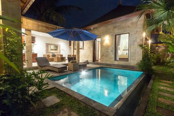 affordable hotels Ubud