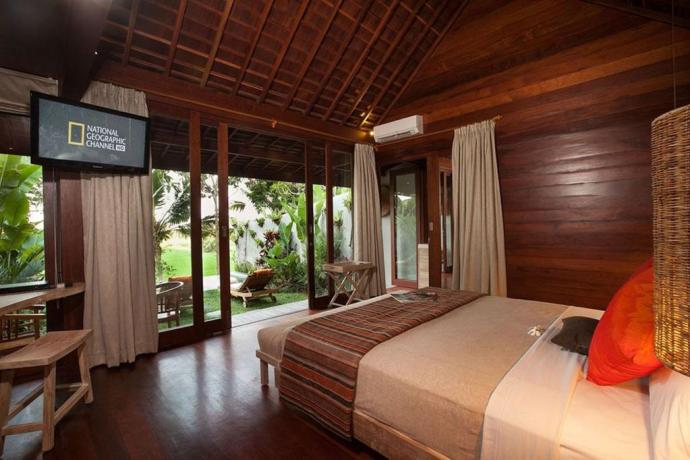 affordable villas Ubud