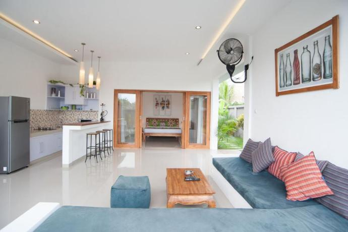 affordable villas in Bali