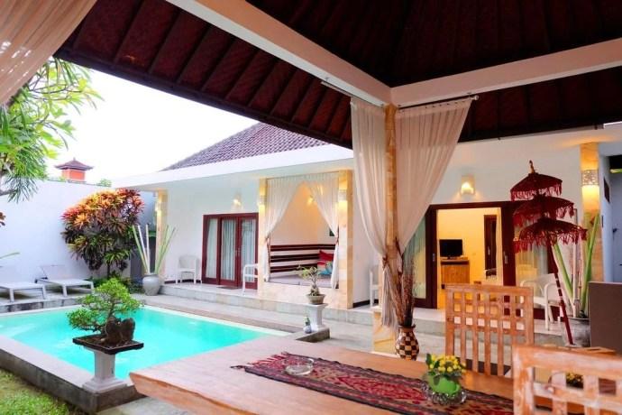 villa with private pool Seminyak