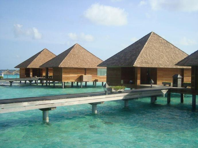 Maldives hotel