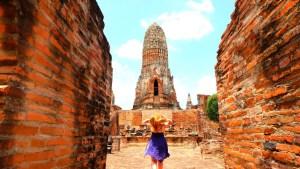 Ayutthaya Temples Thailand