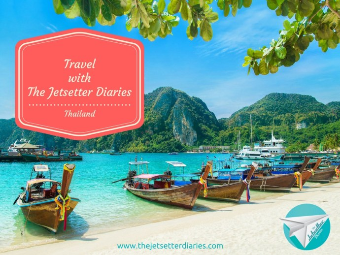 Travel to Thailand with The Jetsetter Diaries