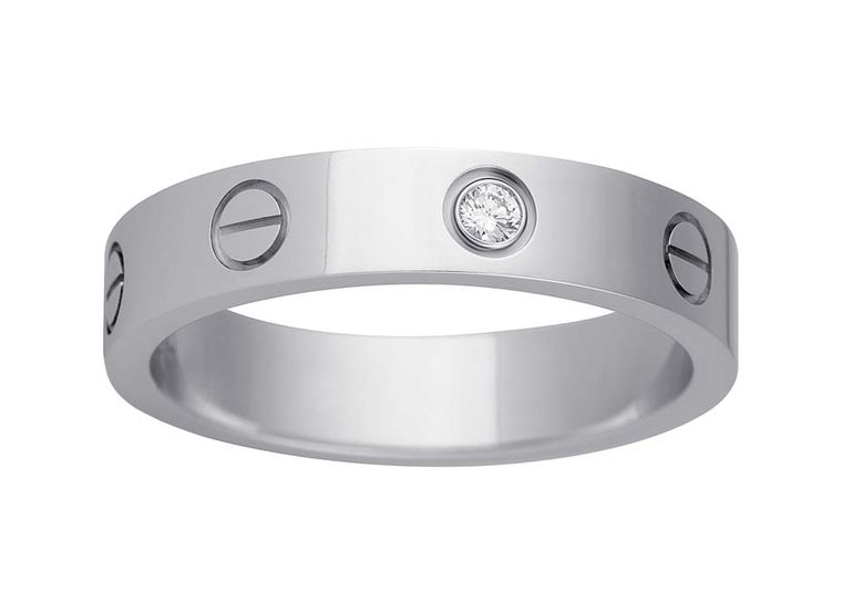 Jewellery For Him Platinum Wedding Bands Have A Handsome