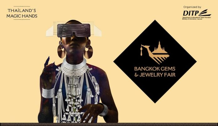 DITP shifts format of 66th Bangkok Gems & Jewelry Fair from February 2021 to online exhibition called BGJF Virtual Trade Fair in May 2021