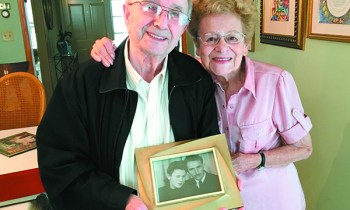 Sol and Shoshana Winkler have been married 70 years. They met in a displaced persons camp in Italy after surviving the Holocaust.