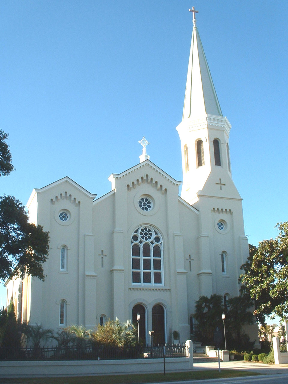 Church Of The Most Holy Trinity The JLA Group