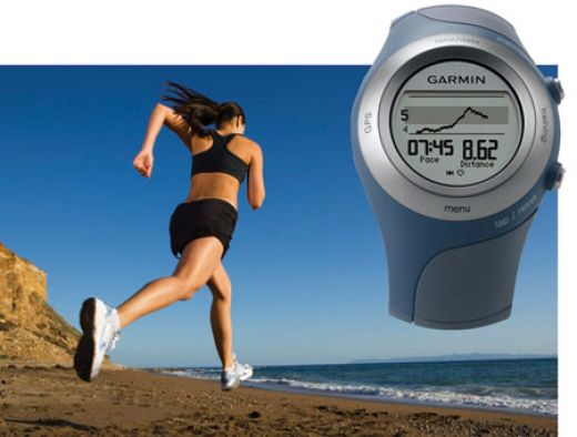How does training with a Heart Rate monitor benefit your workout? by Garmin Fitness