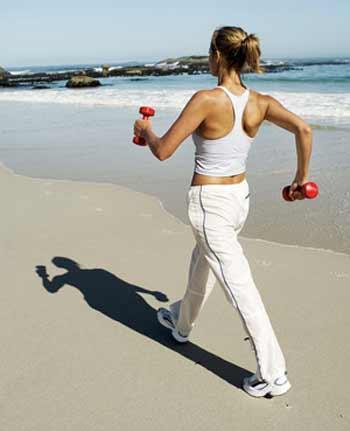 Get active start small!  Beginners Walking Plan