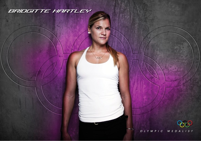 Olympic Star Bridgette Hartley Conquers Midmar Mile