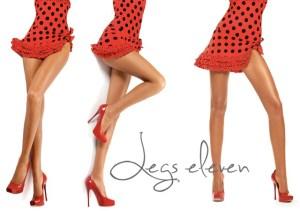 Legs 11 3 sets legs branding