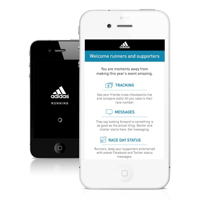 FREE ADIDAS RUNNING APP NOW AVAILABLE FOR DOWNLOAD