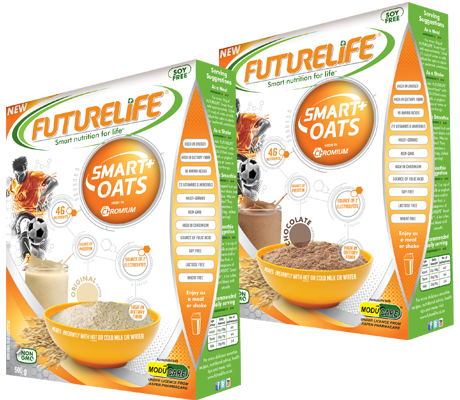 Image result for Futurelife launches Smart Oats and Ancient Grains product