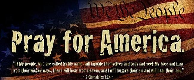 Randall Daluz - Pray For America