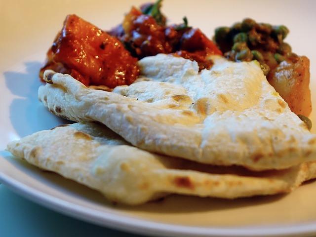 Indian Food in Jamestown