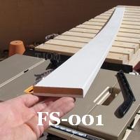 Flat stock molding FS-001