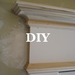 how to make simple mdf door trim moldings surround