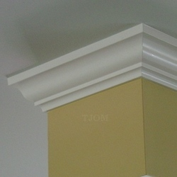 one single crown molding installation issues